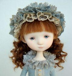 Ellie - Original doll by Ana Salvador