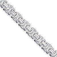 Sterling Silver 8.5 Inch Fancy Link Bracelet - Lobster Claw - JewelryWeb JewelryWeb. $87.10. Save 50%!