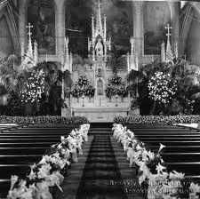 The original church before the 1981 renovations.  Currently, new renovations are planned to return the church to its old glory.