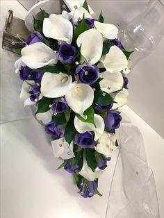 Purple Wedding Bouquets, Floral Wreath, Bachelorette Parties, Wreaths, Party, Preschool, Decor, Wedding Bouquets, Boyfriends