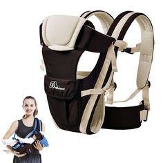 Flavor In Baby Carrier Ergonomic Carrier Backpack For Newborn And Prevent O-type Legs Adjustable Sling Backpack Safe Baby Strap Fragrant