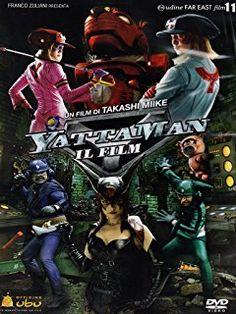 Yattaman - Il Film (DVD)