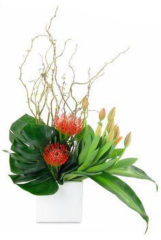 Image result for corporate flower arrangement
