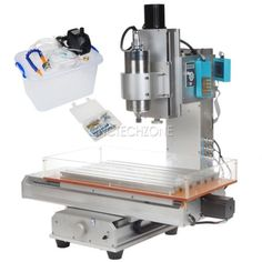 1.5KW 3 Axis 3040 CNC Router Engraving Machine Table 110V/220V LCD w/1.5KW VFD