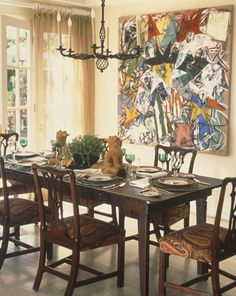Gilcrest Residence Dining Room