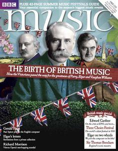 BBC Music - Aprilie 2015 Cover