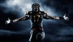 Great sports concept for compositing.