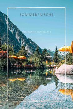 Genießen Sie Ihren Traumurlaub am Achensee am Alpinen Kraftplatz