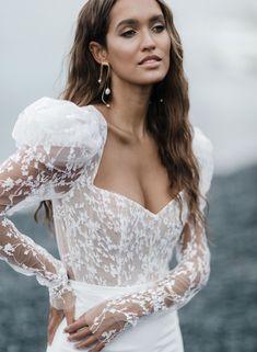wedding dress, bridal, gowns, bridal Classic Wedding Gowns, Modest Wedding Gowns, Bridal Dresses, Bridesmaid Dresses, Asian Wedding Dress, Boho Wedding Dress, Long Sleeve Wedding, Wedding Dress Sleeves, Sophisticated Bride