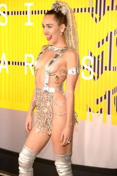 Miley Cyrus @ VMA's 2015