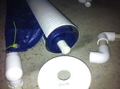 Homemade Pvc Pipe Awning Rv Camper Awnings Camper