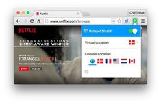 Access blocked content and protect yourself at public hotspots with the Hotspot Shield extension for Chrome or Firefox. It's free, easy and effective.