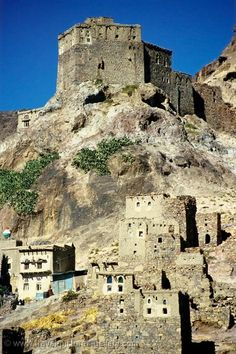 Old Town Yemen