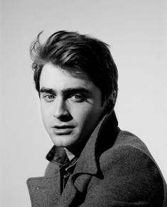 Daniel Radcliffe Photoshoot by Cass Bird