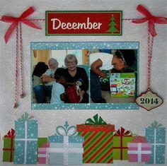 Christmas 2014 - Scrapbook.com