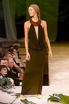 Jean Paul Gaultier Spring 2000 Ready-to-Wear Fashion Show - Maggie Rizer, Jean Paul Gaultier