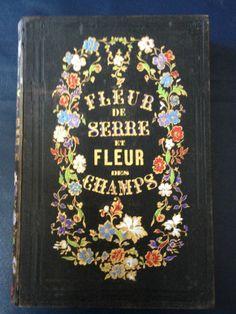 ROMANTIQUE - Keepsake  LACROIX, Mme   Fleur de Serre et Fleur des Champs.