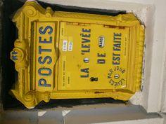 Postes - Mail those little love notes