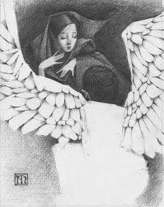 Annunciation | The Art of Nicholas McNally
