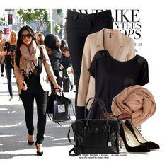Celeb style: Kim Kardashian, created by allajla