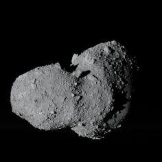 Asteroid Itakawa