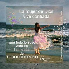 MUJERES DE EXCELENCIA INTERNACIONAL MEI-USA: La Mujer de Dios vive confiada http://mujeresdeexcelenciausa.blogspot.com/