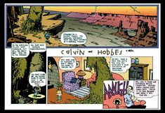 How Bill Watterson Did (and Didn't) Change Comics