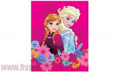 Detská Disney deka Frozen pink 100 x 140 cm Disney Characters, Fictional Characters, The 100, Frozen, Disney Princess, Pink, Fantasy Characters, Pink Hair, Disney Princesses