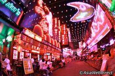 Bangkok Nightlife Areas Where to Go at Night in Bangkok