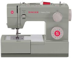 Discover the Singer® 5532 Heavy Duty Studio Sewing Machine. Explore items related to the Singer® 5532 Heavy Duty Studio Sewing Machine. Sewing Machine Online, Sewing Machines Best, Sewing Machine Reviews, Sewing To Sell, Sewing Stores, Singer Facilita, Sewing Hacks, Sewing Projects, Sewing Ideas