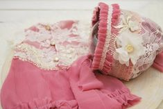 Newborn Baby Photos, Baby Girl Photos, Newborn Care, Newborn Photo Props, Baby Pictures, Floral Texture, Chiffon Flowers, Baby & Toddler Clothing, Newborn Photographer