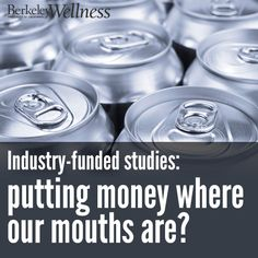 There may be good reason to be skeptical of industry-backed product #health studies: http://www.berkeleywellness.com/healthy-eating/diet-weight-loss/article/sugar-studies-money-matters/?ap=2012  #food #safety #obesity #sugar