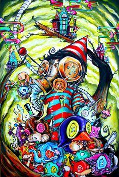 Voodoo by Alister DIppner (One of my all time favorite artist :] )