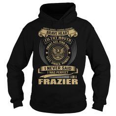 FRAZIER Last Name, Surname T-Shirt