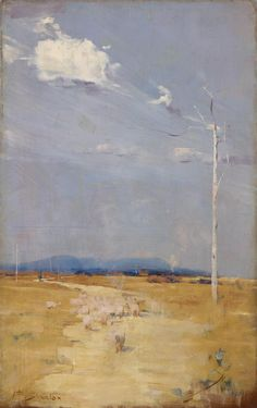 The Athenaeum - Oncoming Storm (Sir Arthur Streeton - ) Australian Painting, Australian Artists, Landscape Artwork, Abstract Landscape, Landscape Tattoo, Oil Painting Abstract, Abstract Art, Melbourne, Artist Art