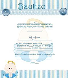 plantillas para invitaciones de bautizo gratis koni polycode co