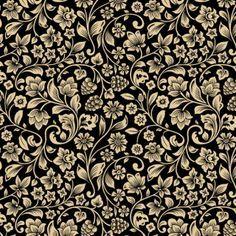 Elegant Glittery Floral Women's All Over Print T-Shirt Fabric Wallpaper, Pattern Wallpaper, Wallpaper Backgrounds, Wallpaper Art, Wallpapers, Line Art Flowers, Flower Art, Glittery Wallpaper, Marilyn Monroe Art