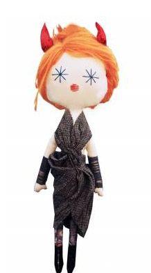 Vivienne Westwood ♥ Laloushka Knuffels à la carte blog