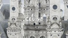 "CELINE HOMME ""TEEN KNIGHT POEM"" - YouTube Hedi Slimane, Celine, Chambord Castle, Renaissance, Blue Bloods, Walk This Way, Fashion Videos, Photo S, Knight"