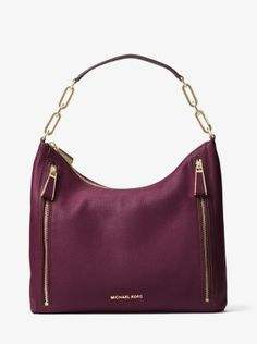 bbaa537fe22b MICHAEL MICHAEL KORS Matilda Large Leather Shoulder Bag.   michaelmichaelkors  bags  shoulder bags
