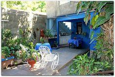 Comedor en el patio interior. Patio Interior, Trinidad, Dining Room, Cities, Interiors