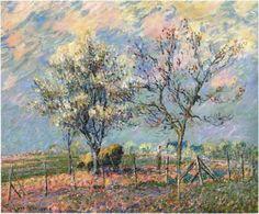 Spring - Gustave Loiseau, 1906