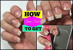 How to get super shiny nails without topcoat.