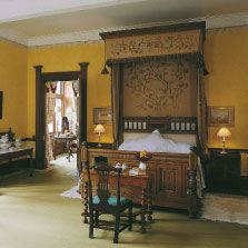 The Gloucester Bedroom.
