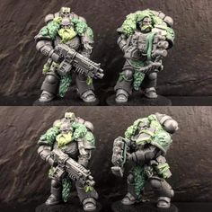 Rogue Traders, Deathwatch, Wolf Painting, Warhammer 40k Miniatures, Space Wolves, Warhammer Fantasy, Mini Paintings, Warhammer 40000, Space Marine
