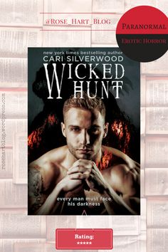 @Rose_Hart_Blog Author: Cari Silverwood Series: Dark Hearts #3 Published: June 2nd, 2016 Purchase: Amazon Reviewed: 21st July, 2017 Tags: Dark   Horror   Erotica   Fantasy   Paranormal   Menage   Suspense   UF Recommended to: Fans of Dark Erotica Lit   A paranormal edge to Dark Erotica Content warning: Graphic Violence   Graphic sex   TPE Overall Rating: ⭐️⭐️⭐️⭐️⭐️ Note after the last page: Finished book 2 in the early hours of the morning. Bought this & continued reading. Now I have to…