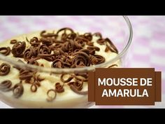 Como fazer Mousse de Amarula - How to make Amarula Mousse | Cook'n Enjoy #021 - YouTube