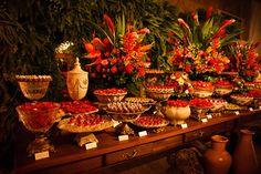 Mesa de doces - Marie Eventos