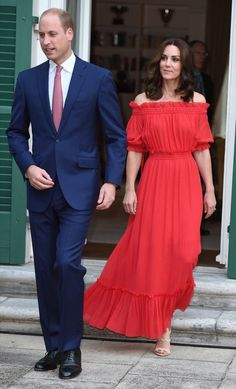 Prince William, Duke of Cambridge and Catherine, Duchess of Cambridge attend The Queen's Birthday Party at the British Ambassadorial Residenceduring an official visit to Poland and Germany on July 19, 2017 in Berlin, Germany.