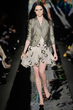 Diane von Furstenberg | Fall 2010 Ready-to-Wear Collection | Style.com